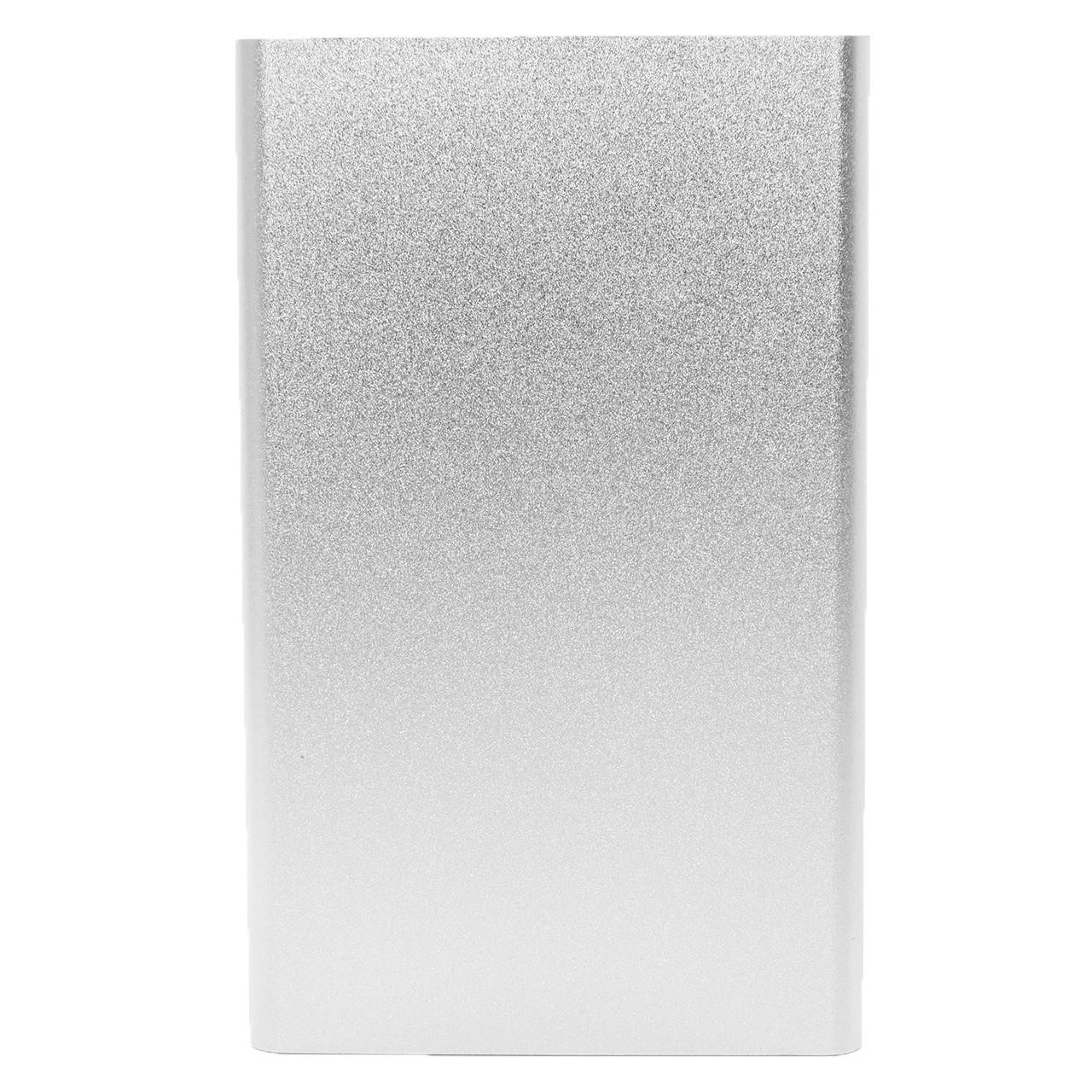 Внешний аккумулятор Power bank Strong PB-201 4000 mAh ультратонкий Silver (1029-10397)