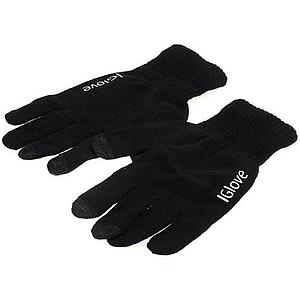 Перчатки iGlove для сенсорных экранов Black (3571-10426)