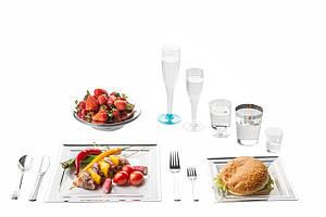 Посуда одноразовая Capital For People на 6 чел 96 шт (DD-536d)