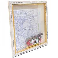 Картина по номерам Идейка «Малиновый вкус» 40x40 см (КНО5592), фото 3