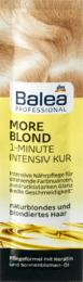 Balea Professional Intensiv Kur More Blond Маска Інтенсивне лікування для блондинок 20 мл