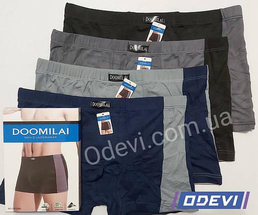 Doomilai трусы классика хлопок на внутренней резинке, фото 2
