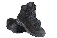 Тактические ботинки / армейская демисезонная военная обувь GROM stimul (черный)