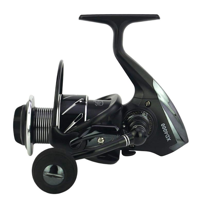 Котушка безынерционная для спінінга Reelsking XD 4000 Black (5447-17090)