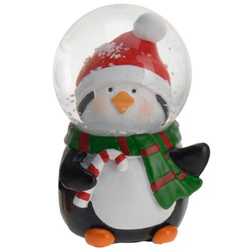 Новогодняя декоративная фигурка Пингвин (мал.)