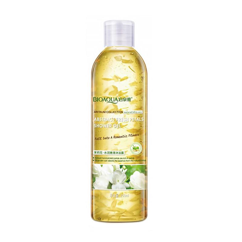 Гель для душа BIOAQUA Abstract Fresh Petals Shower Gel 250 мл Жасмин (5542-18420)