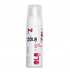 Zola Шампунь-пена для очищения бровей, 150 мл