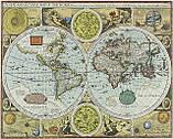 Декоративна карта 100см х 77см, фото 2