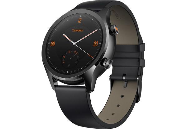 Смарт часы Mobvoi TicWatch C2 black