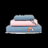 19007 Комплект постельного белья подростковый Вилюта Ранфорс, фото 3