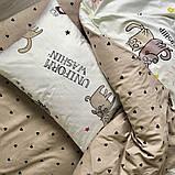399 Комплект постельного белья подростковый сатин Viluta™, фото 3