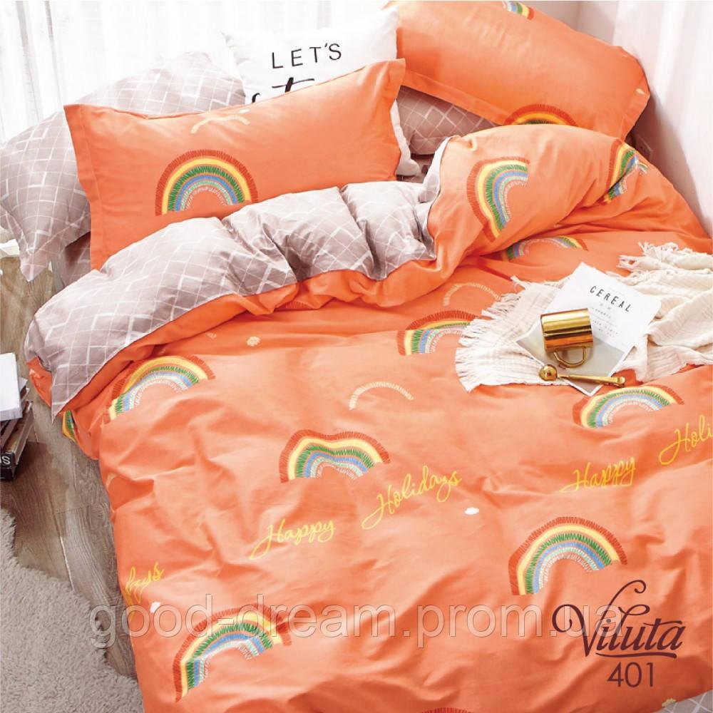 401 Комплект постельного белья подростковый сатин Viluta™