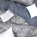 402 Комплект постельного белья подростковый сатин Viluta™, фото 3