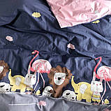 445 Комплект постельного белья подростковый сатин Viluta™, фото 2