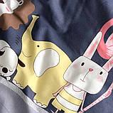 445 Комплект постельного белья подростковый сатин Viluta™, фото 6