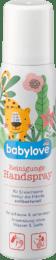 Babylove Reinigungs-Handspray Антибактеріальний очищуючий спрей для рук 100 мл