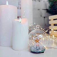 Елочное украшение Ангел с LED подсветкой (в ассортименте)