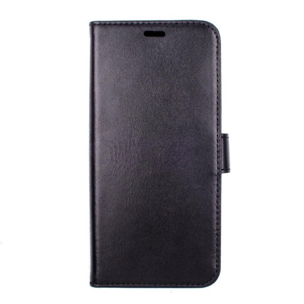 Чехол-книжка с подставкой Valenta для Samsung Galaxy S8 Plus черный