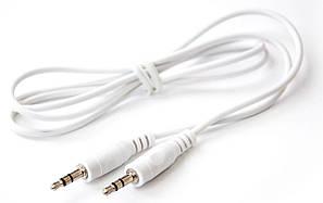 Аудио-кабель CODE CBL109 3,5мм Белый (CBL109WT)