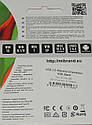 USB флеш Mibrand 4GB 2.0 Metal гарантія 2 роки, фото 2