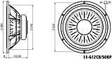 Eton 11-612C8/50RP Низкочастотный динамик, фото 6