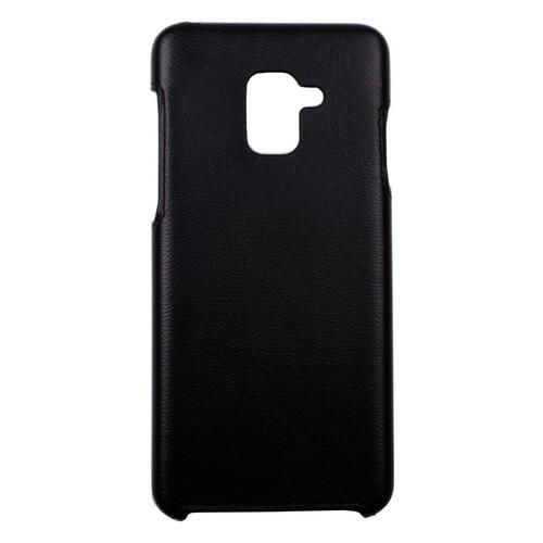 Панель Valenta для Samsung Galaxy A8 Plus 2018 Чорний (C1221SGA82018p)