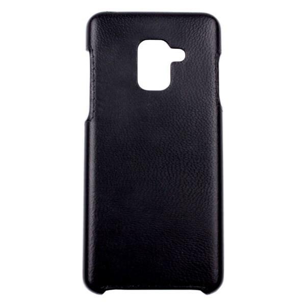 Панель Valenta для Samsung Galaxy A8 2018 Черный (C1221SGA82018)