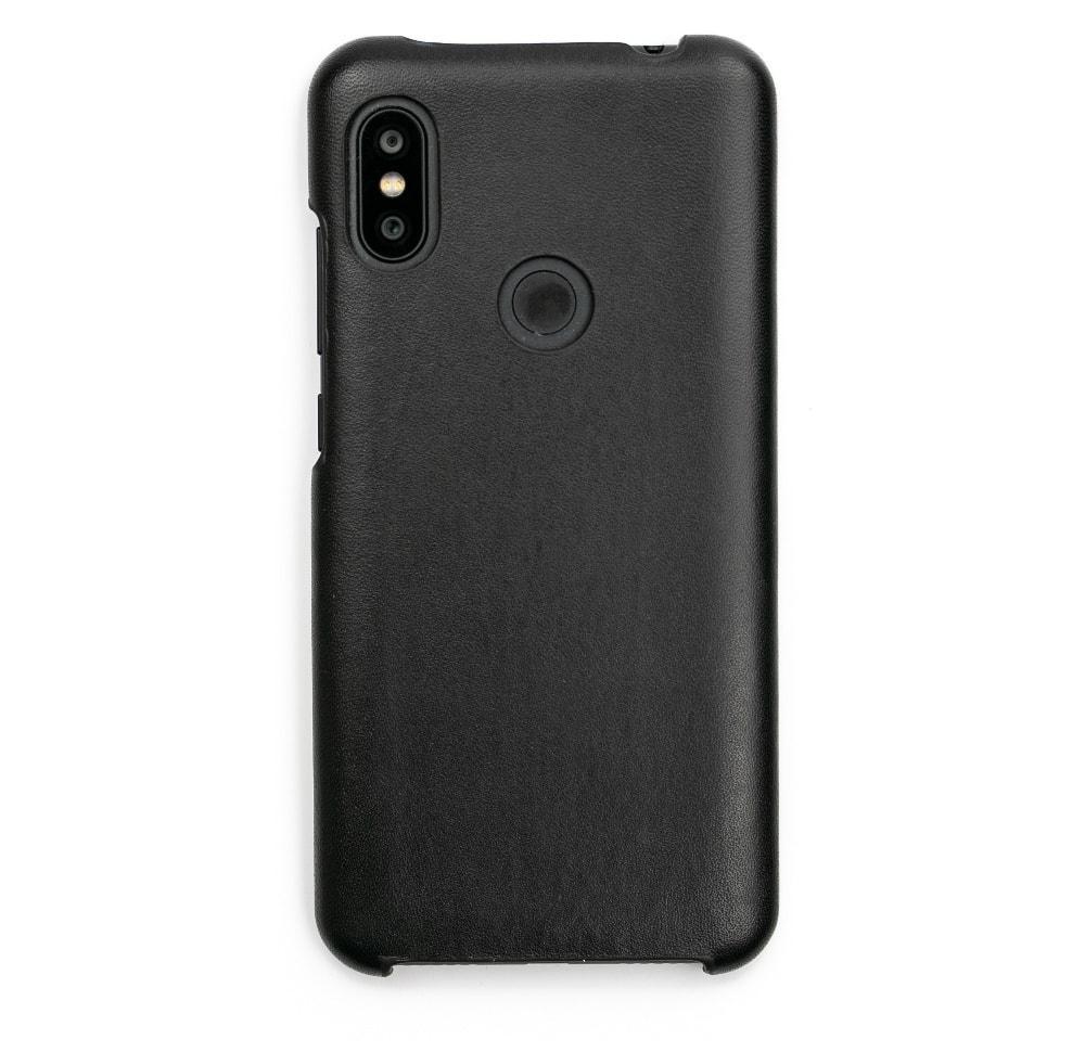 Чехол Valenta для Xiaomi Redmi Note 6 Pro Черный (C122111xrn6h)