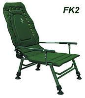 Кресло карповое раскладное Elektrostatyk (FK2)