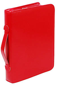 Папка AMO из искусственной кожи А4 Красный (SSBW04 red)