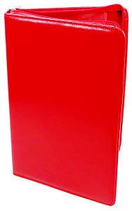Папка AMO из искусственной кожи А4 Красный (SSBW03 red)