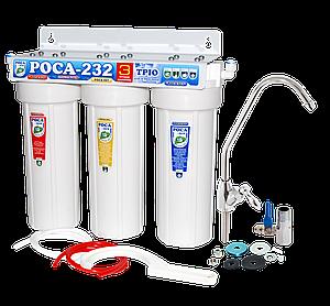 Проточный фильтр Роса 232 для мягкой воды (232)