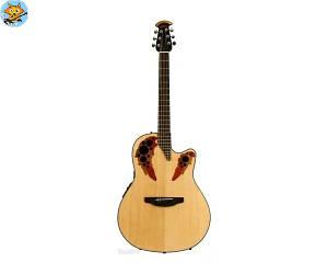 Электроакустическая гитара Ovation CE44-4Celebrity Elite Mid Cutaway