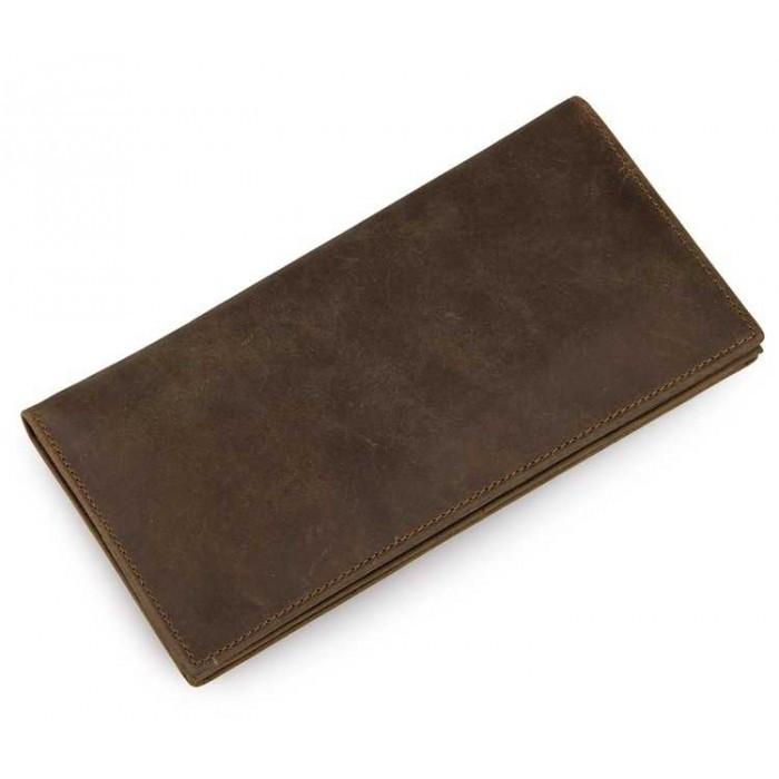 Чоловічий гаманець GMD 8100R Коричневий (8100R)