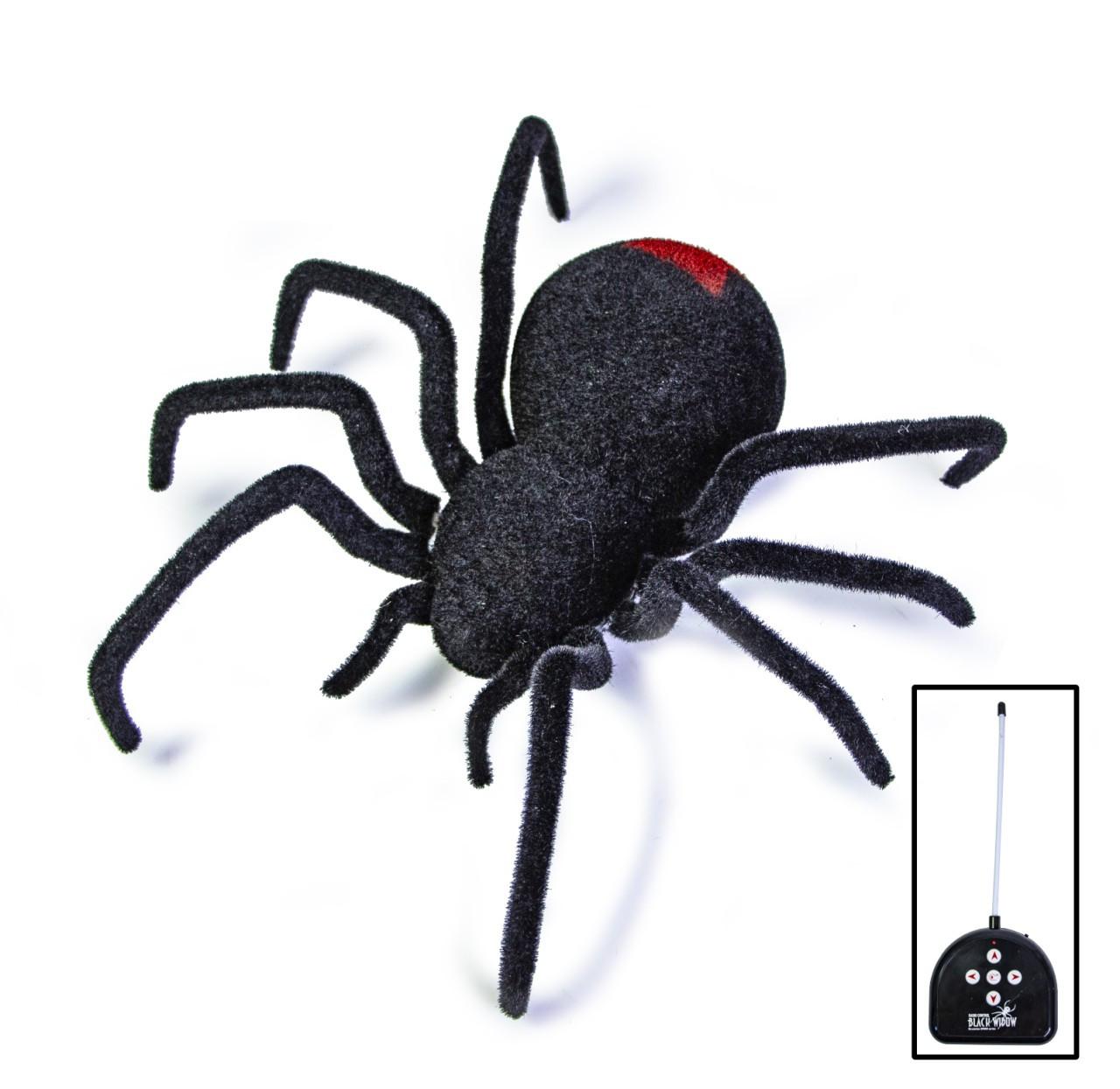 Робот на радиоуправлении Черная Вдова 779 паук (1822351817)
