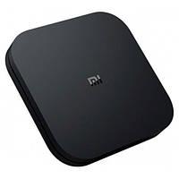 Смарт ТВ приставка Xiaomi Mi Box S 4K 2/8GB Black (International Edition) (MDZ-22-AB) tv box android для