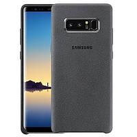 Чехол Alcantara для Samsung Galaxy Note 8 N950, фото 1