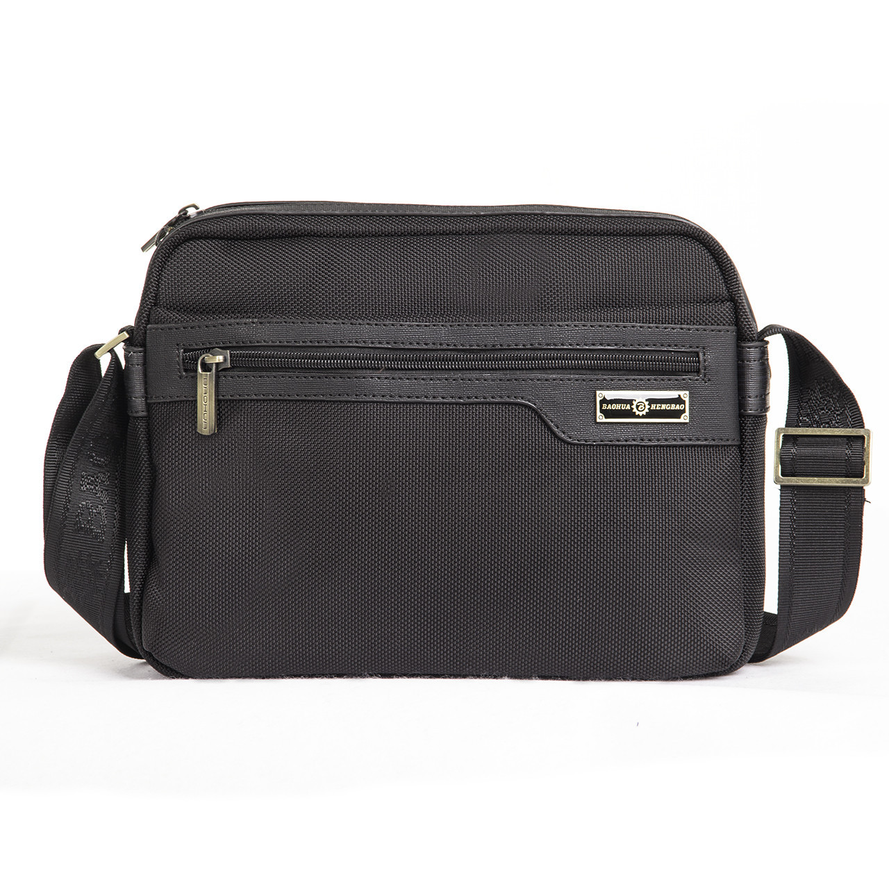 Мужская сумка BAOHUA Черная (ксВН8159-11)