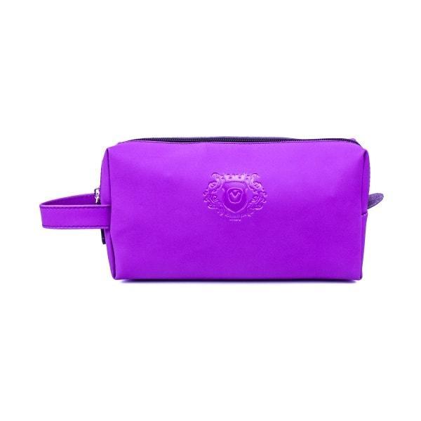 Женская косметичка Valenta из неопрена Фиолетовый (BK67744)