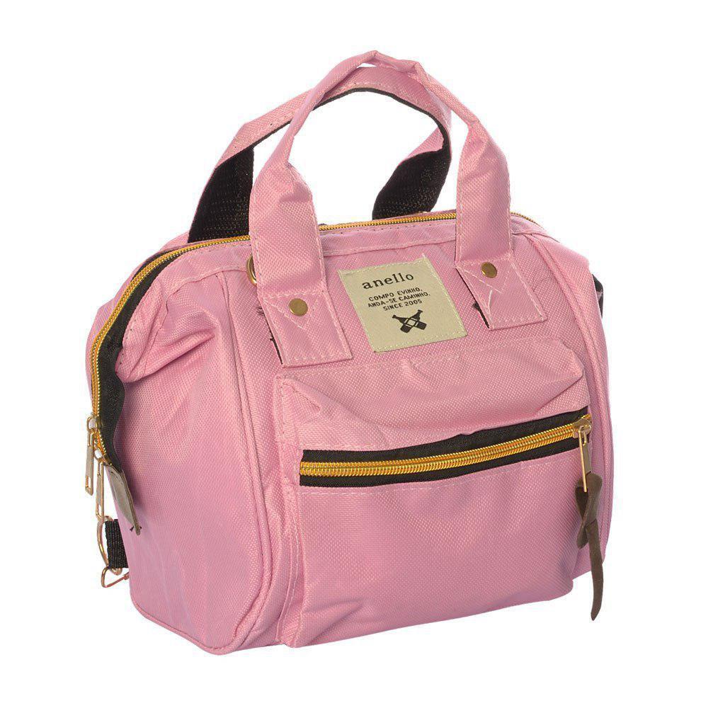 Сумка-рюкзак MHZ MK 2876 Рожева (009728)