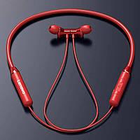 TWS-навушники LENOVO HE05 BLUETOOTH HEADSET RED