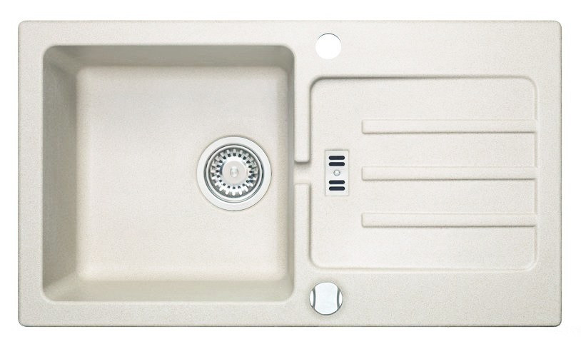Кухонна мийка AXIS Malibu 40 Бежева (1.102.111.59)