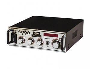 Усилитель звука Bluetooth UKC SN-004BT Black (008337)
