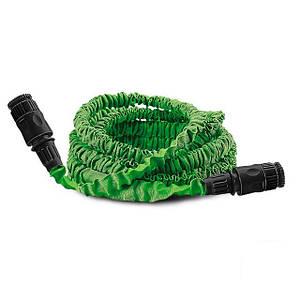 Шланг Xhose 30 м с распылителем Зеленый (003375)