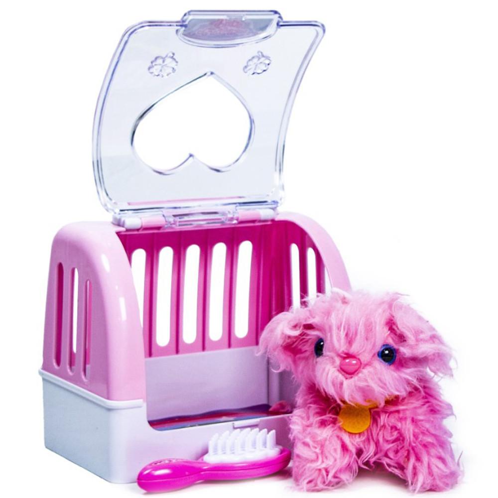Интерактивная игрушка Scruff Love Pink (DR5008)