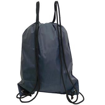 Рюкзак-котомка Wallaby для обуви 35х43х1 см Синий (в 28252)