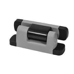 Петля Рефсистем для двери холодильной камеры Р-34-01 регулируемая с микролифтом Серый
