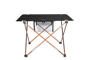 Стол складной Tramp COMPACT Polyester TRF-062 60х43х42 см Черный (008759)