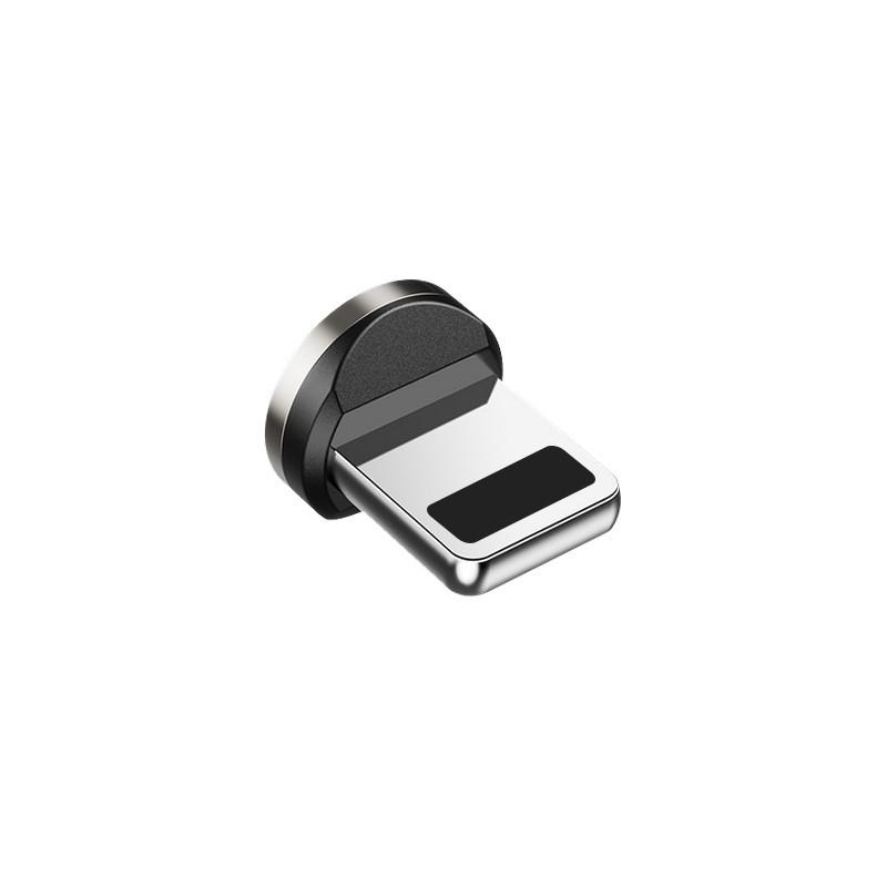 Коннектор магнитный Greenport IPhone для магнитного кабеля зарядки и передачи данных (1483567)