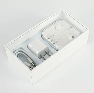 Коробка (комплект) для продажи iPhone 5 White (box white)